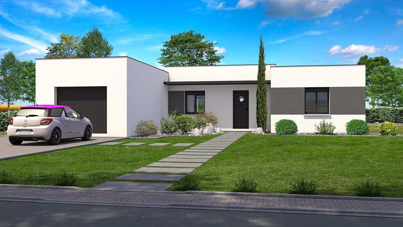 constructeur maison contemporaine tarbes