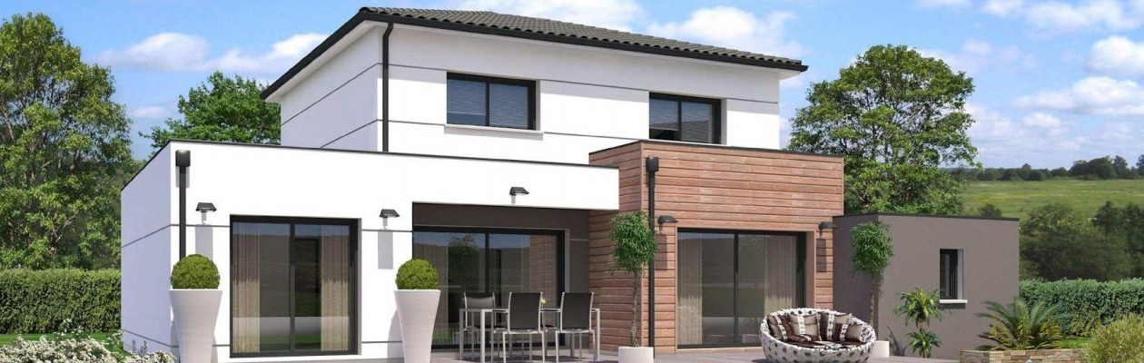 Maisons sic constructeur de maisons individuelles dans for Constructeur maison contemporaine 08