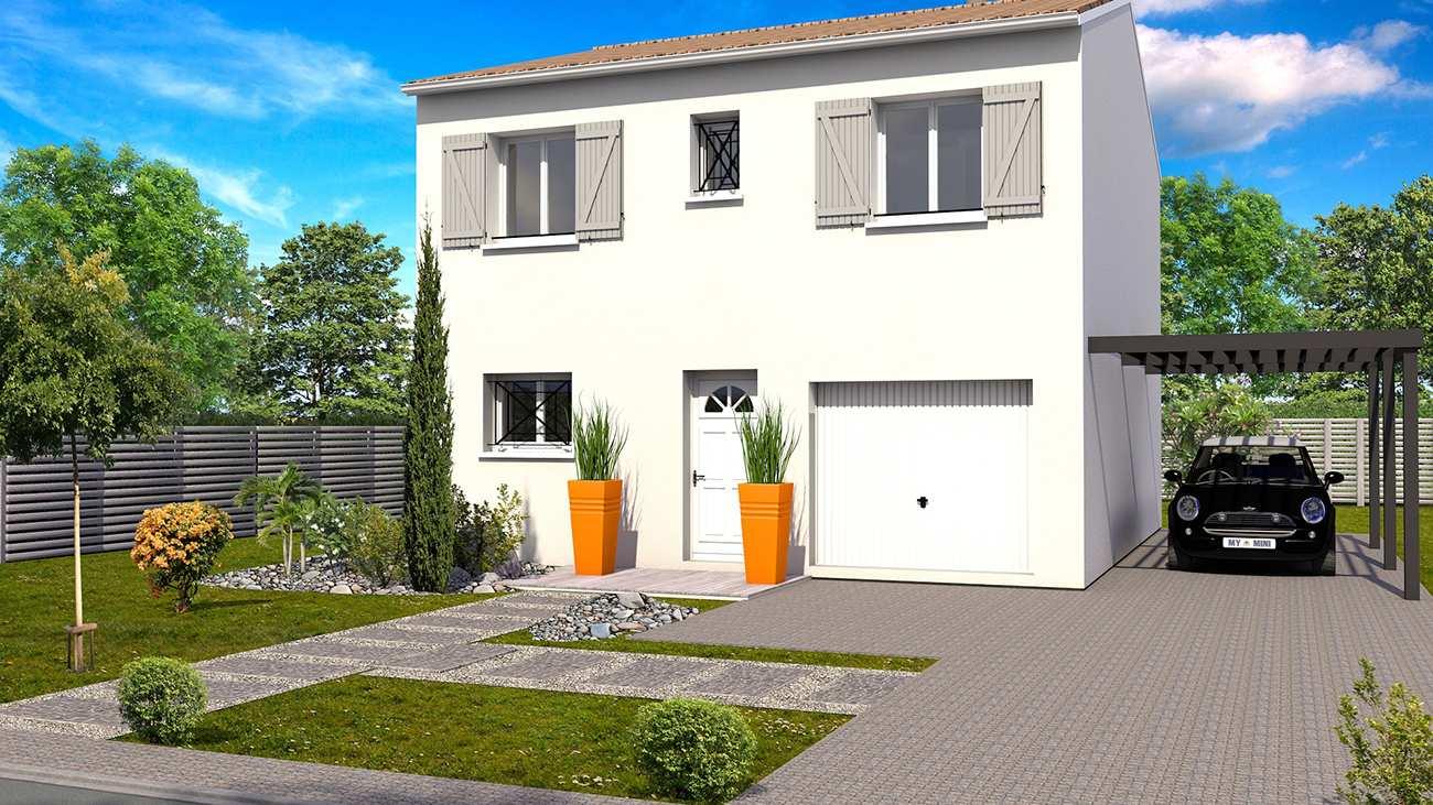 Maison sic tonneins interesting previous next with maison for Jardin habitat 2016