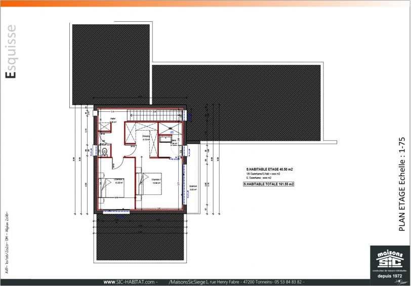 Plan projet delmas