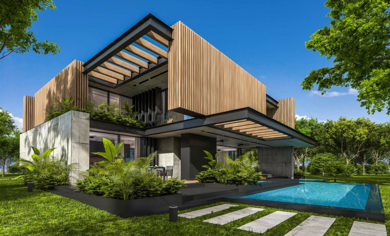 les avantages à construire une maison en bois