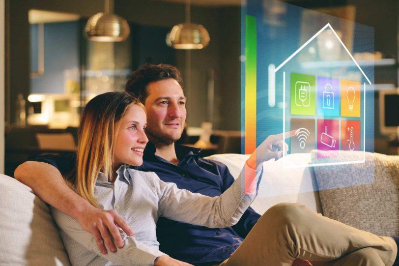 installer domotique maison neuve