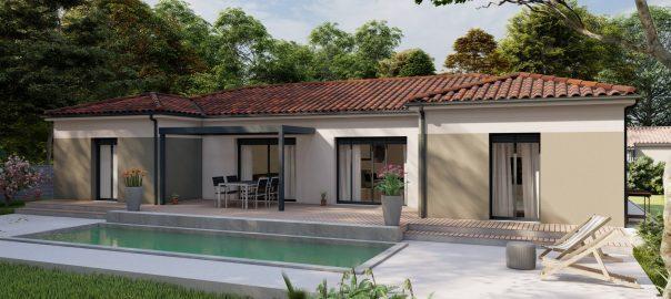 Vente maison à Andrest (65390) de 125 m2 habitable sur terrain de 700 m2