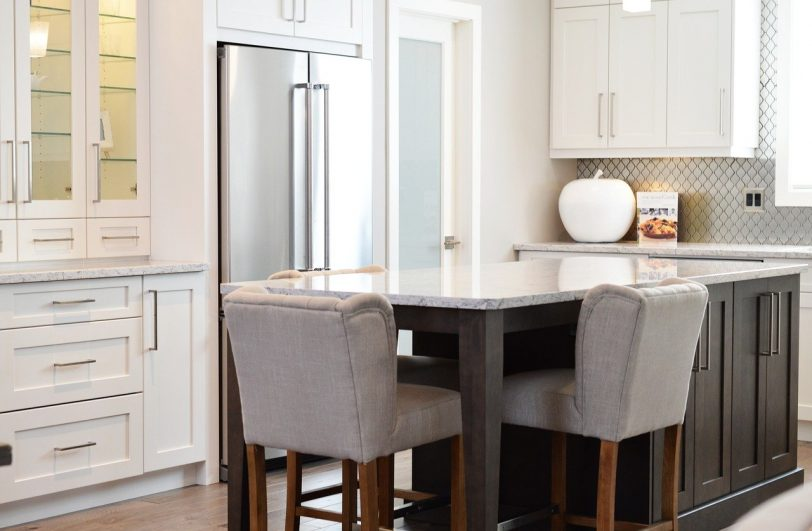 quelles couleurs dans une petite cuisine ?