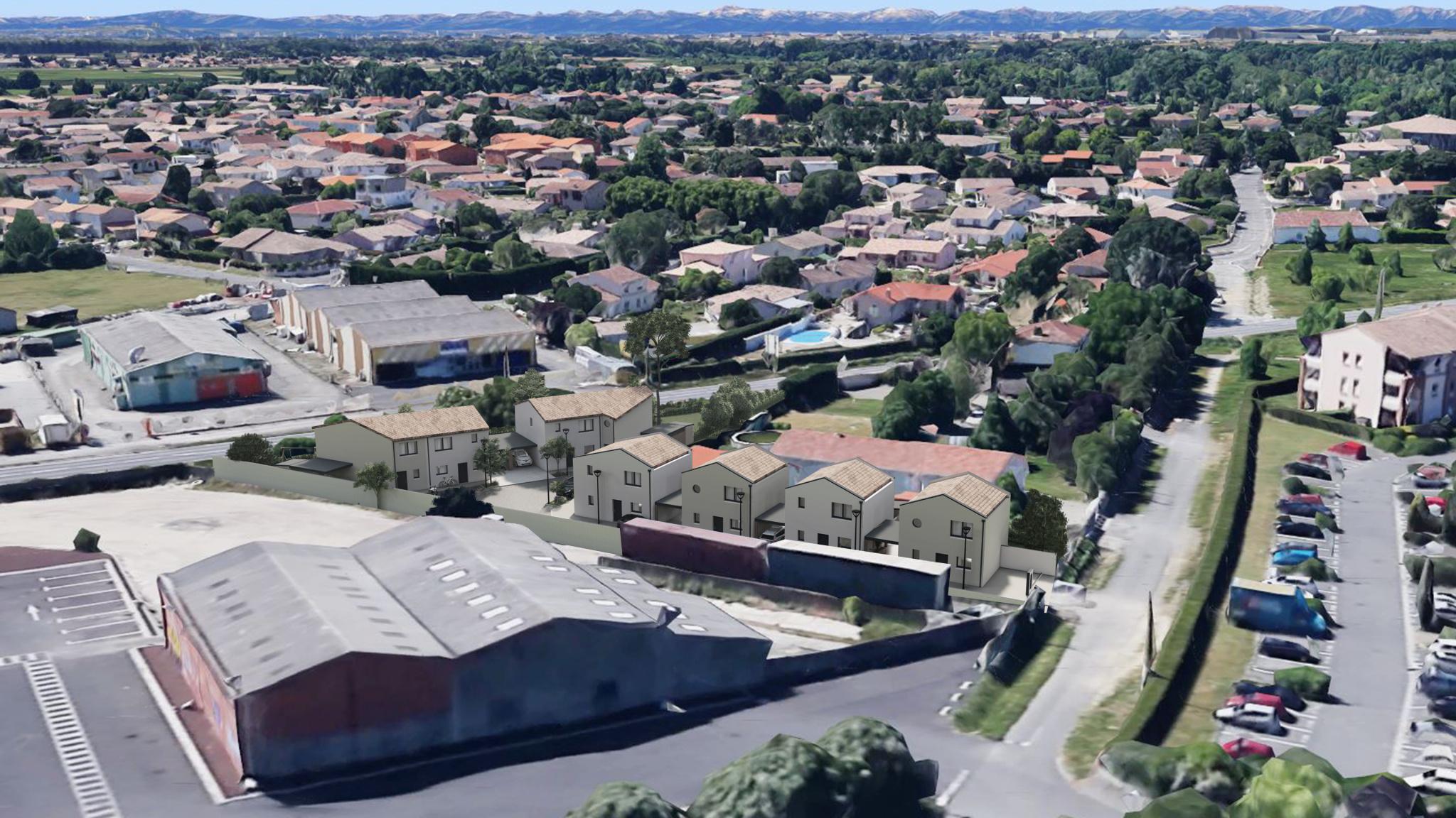 Programme neuf maison à Gagnac sur garonne (31150) de 67.94 m2 habitable sur terrain de  m2