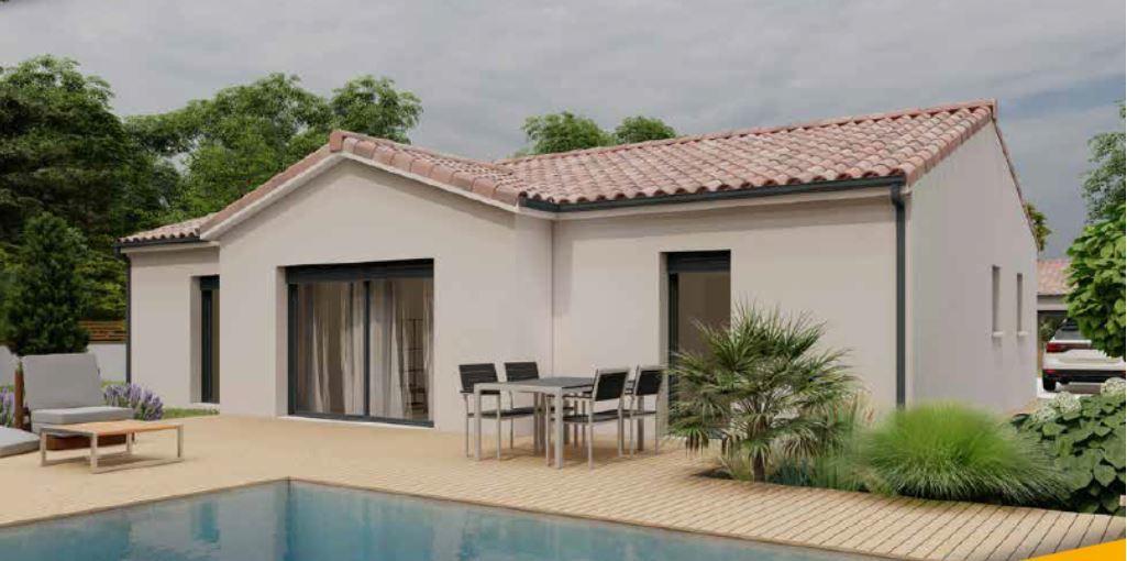Vente maison à Fumel (47500) de 106 m2 habitable sur terrain de 1578 m2